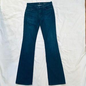7 FAM Women's Boot Cut Jeans